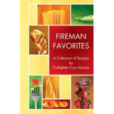 Fireman Favorites Cook Book